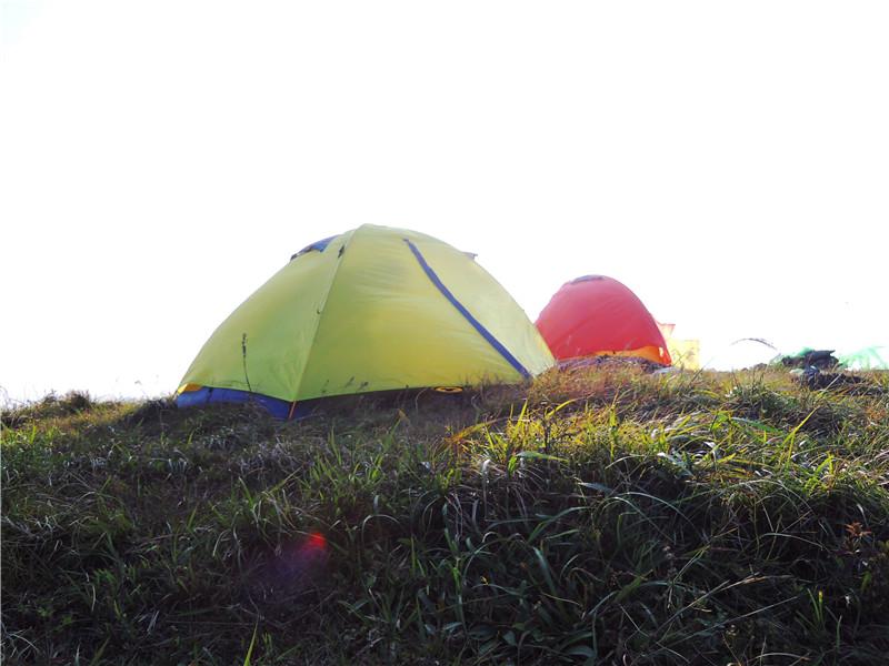 麒麟山的早晨