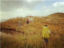 麒麟山环线穿越2013