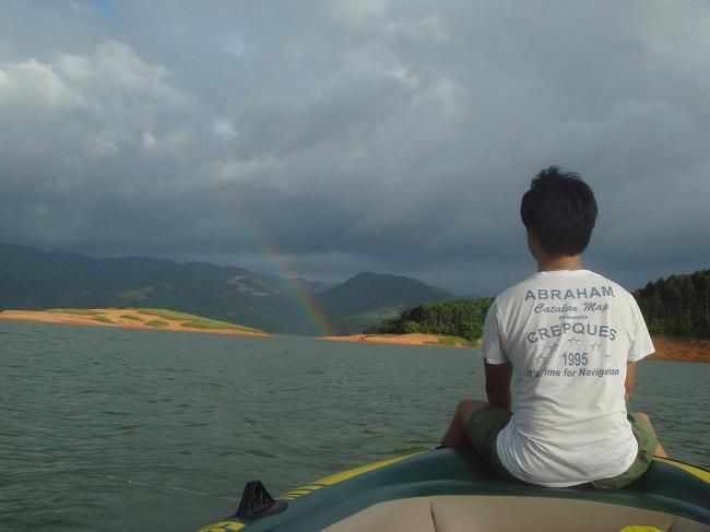 船长VS彩虹