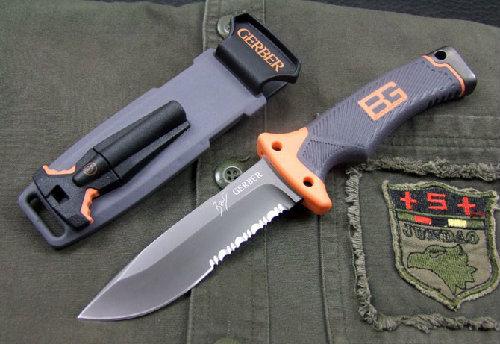 荒野求生装备 贝尔刀