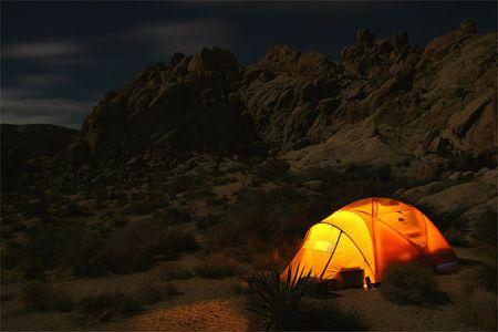 野外露营30个小建议