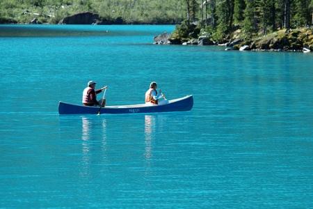 橡皮艇 VS 翠屏湖