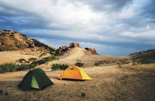 怎样设计一个安全的露营计划