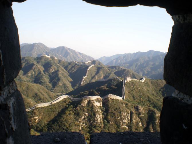 徒步八达岭长城 2011