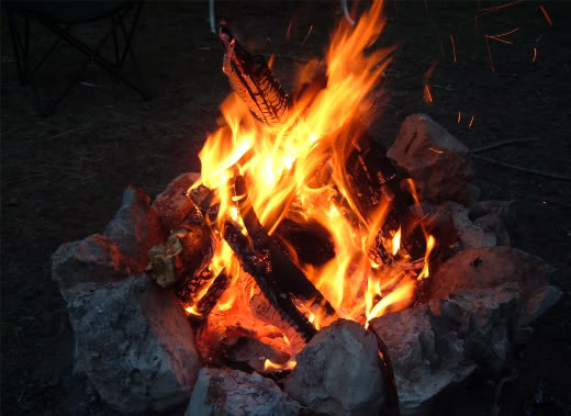 野外生火教程