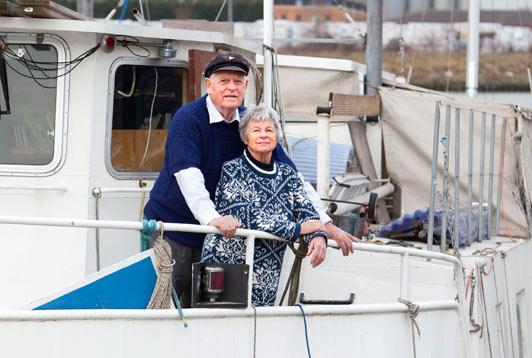 变卖家财去航海
