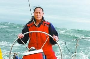 翟墨:一个人的航海