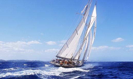 帆船知识:如何计算帆船速度?