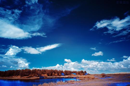 奇幻草原:纯净的呼伦贝尔