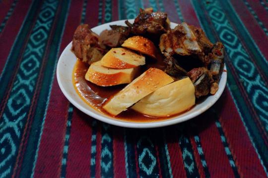 喀什烤羊肉