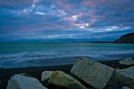 纯净质感,新西兰静谧之美