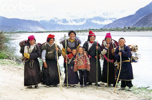 雅鲁藏布第一猎人的家