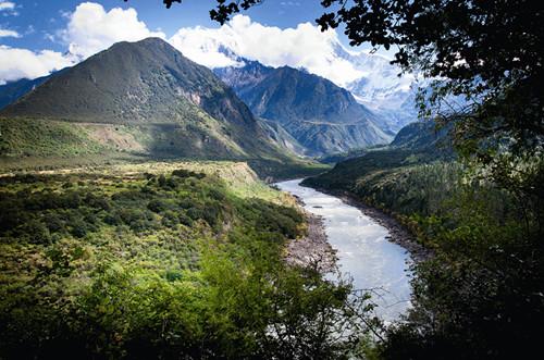 喜马拉雅 徒步者的朝圣之路