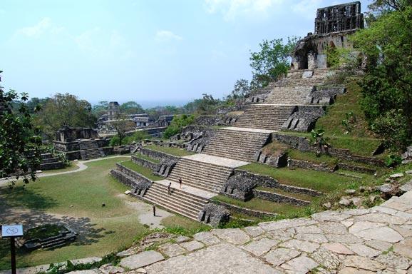 Palenque遗址