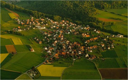 瑞士西北那些不可思议的美