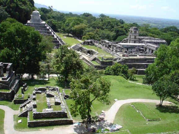 帕伦克(Palenque)
