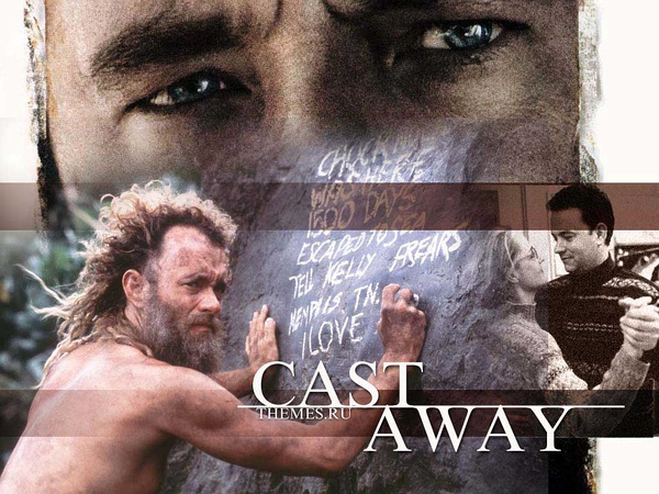 荒岛余生 Cast Away