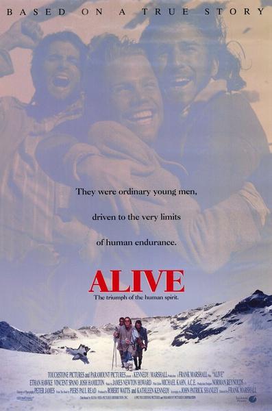 天劫余生 Alive (1993)