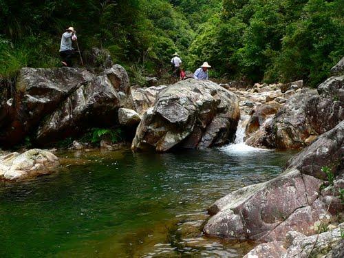 杉洋平溪峡谷