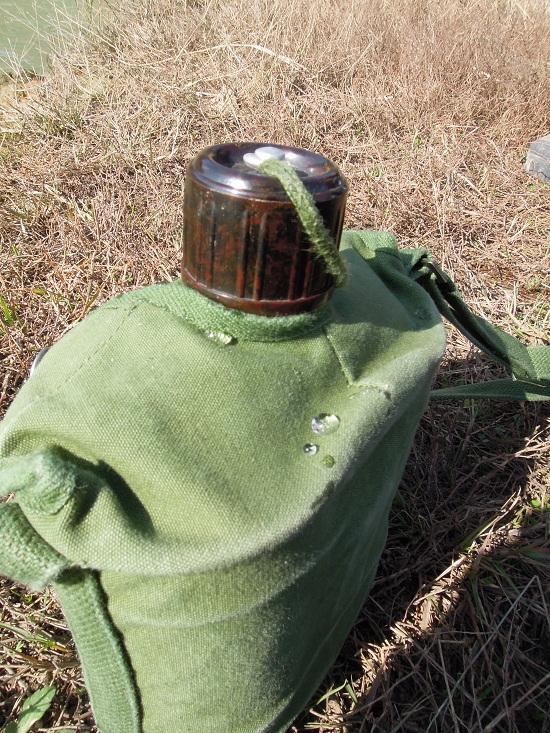 78军用水壶