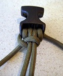野外求生:伞绳表带编制