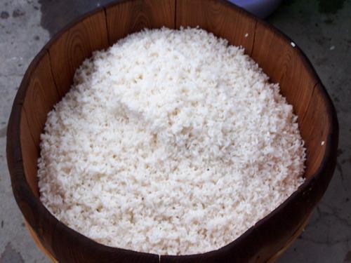 自制速食脱水米