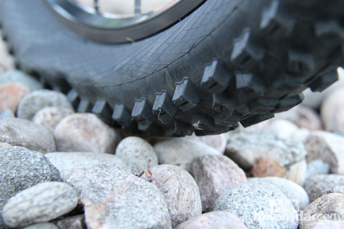 山地车如何设定正确的胎压