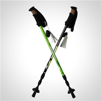 登山杖的正确使用方法