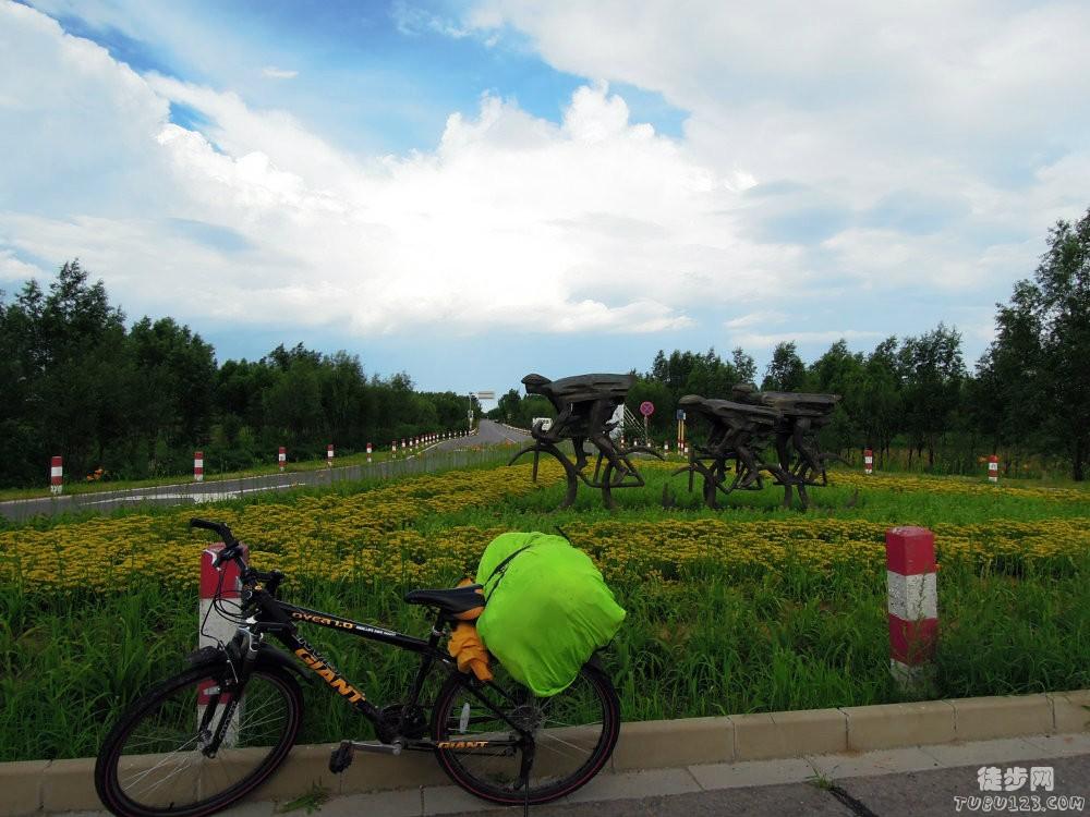 北京——青海湖骑行