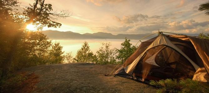 野外露营营地安全注意事项
