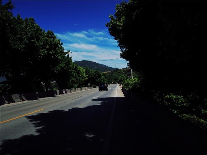 福州-古田骑行