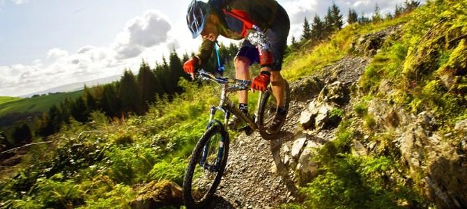 山地车如何练习连续爬坡