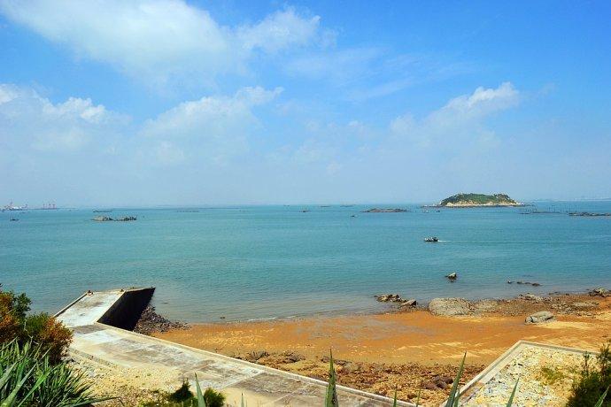 大竹岛海滩