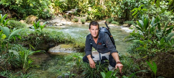 Bear Grylls Escape From Hell