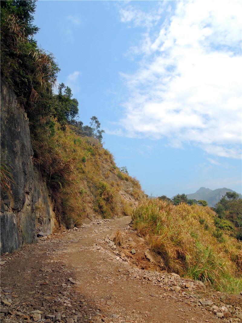 大化山之初体验