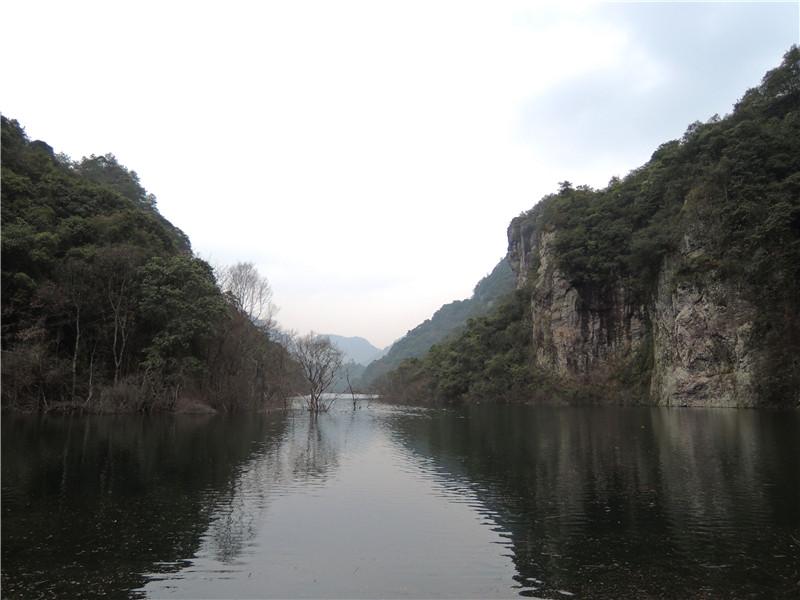 乌缸水库 大化山之初体验