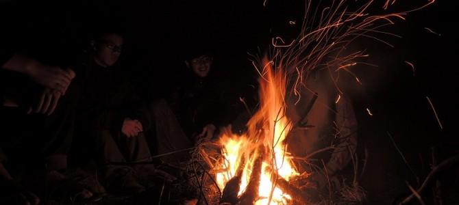 为什么坐在火边会觉得轻松?