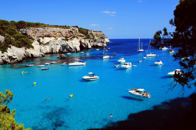 乘游轮环游地中海一月