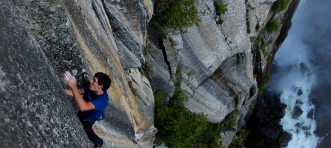 徒手攀岩大师Alex Honnold的光辉之路