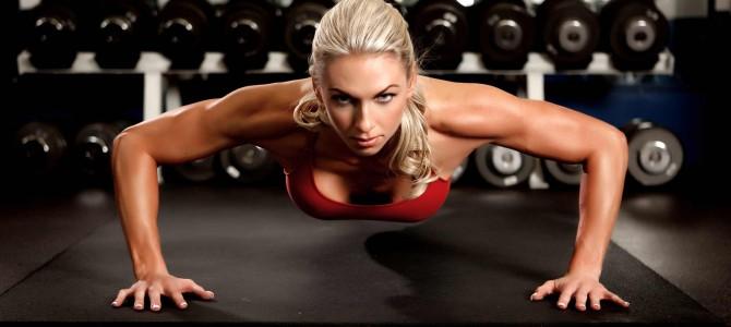 开始锻炼肌肉,准备拍片