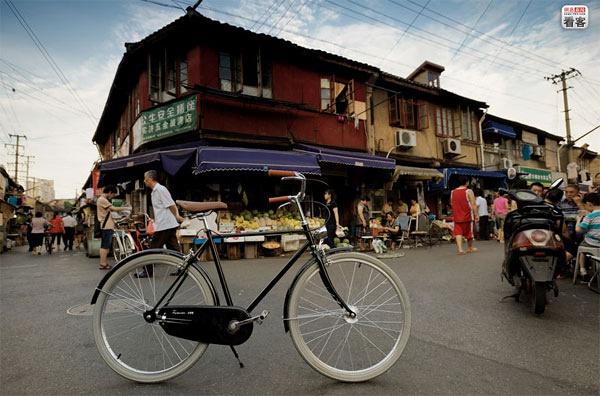 看中国自行车三十年变迁史