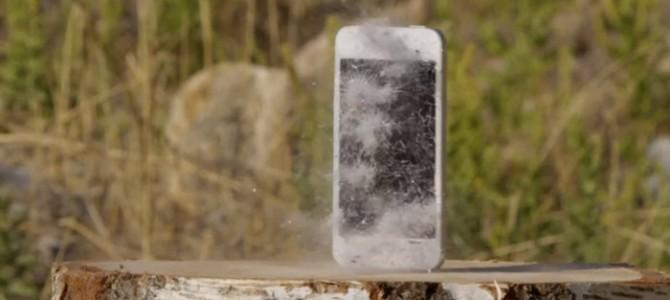 Iphone 5 暴力评测