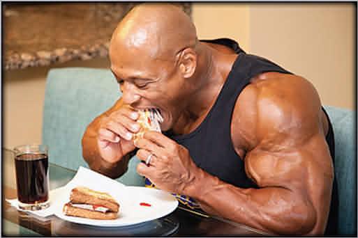 breakfast bodybuilder