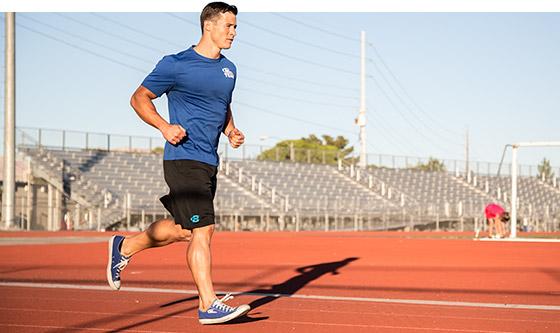 跑步有氧运动