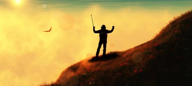 登山杖握法介绍