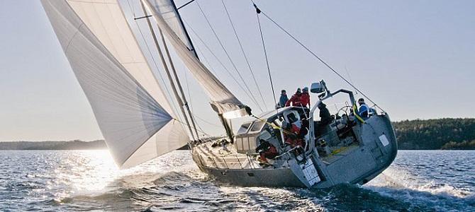 以色列大师自制帆船:振奋人心的第一次试航