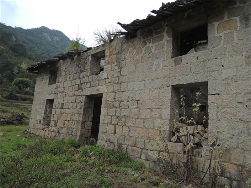 废弃的房子