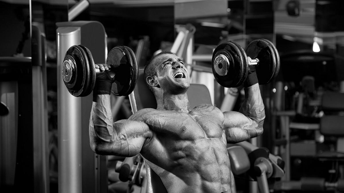 重量练习 增肌