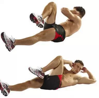 怎么练腹肌,练腹肌方法
