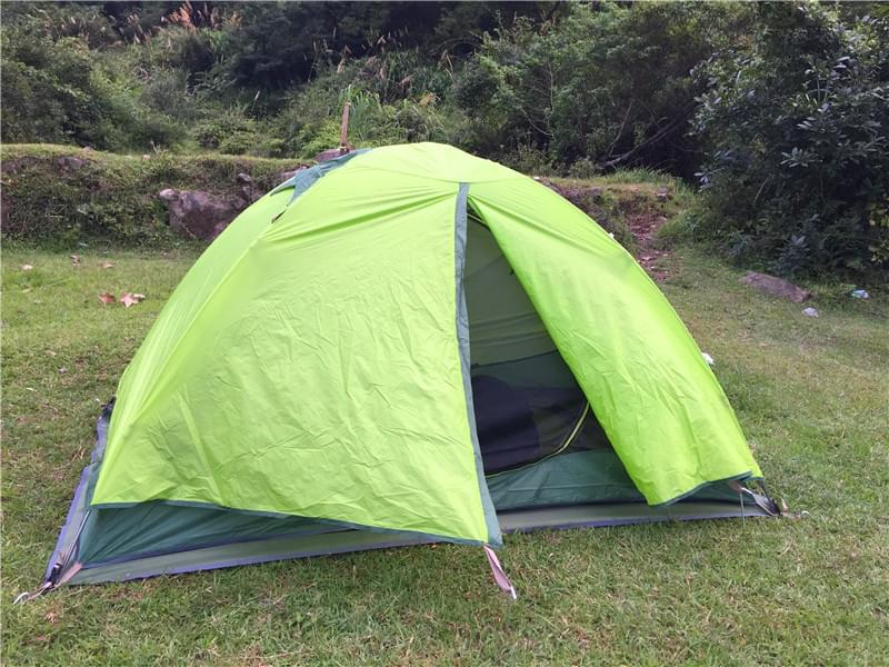 帐篷 营地